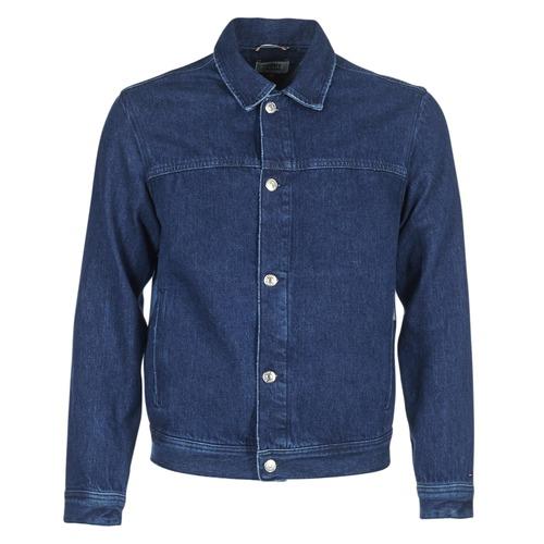Odjeća Muškarci  Traper jakne Tommy Jeans TJM STREET TRUCKER JKT Blue