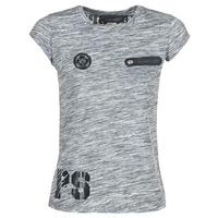 Odjeća Žene  Majice kratkih rukava Philipp Plein Sport SITTIN OVER HERE Grey