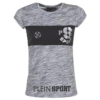 Odjeća Žene  Majice kratkih rukava Philipp Plein Sport THINK WHAT U WANT Grey