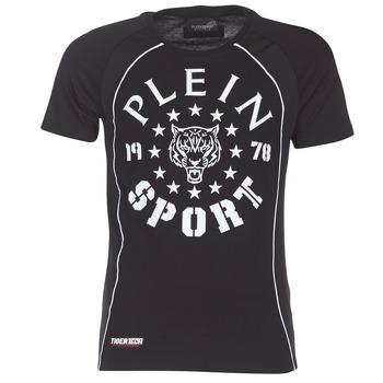 Odjeća Muškarci  Majice kratkih rukava Philipp Plein Sport LIONEL Crna / Bijela