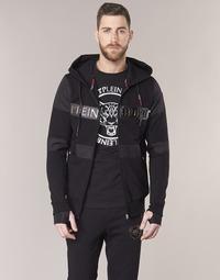 Odjeća Muškarci  Sportske majice Philipp Plein Sport PART OF ME Crna