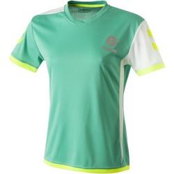 Odjeća Žene  Majice kratkih rukava Hummel Maillot Femme  Trophy vert/blanc