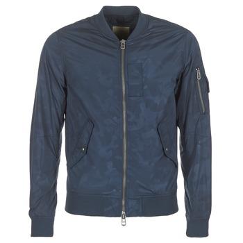 Odjeća Muškarci  Kratke jakne Teddy Smith BAILEY Blue
