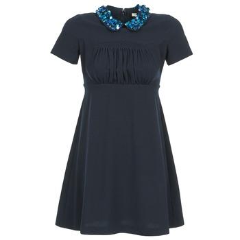 Odjeća Žene  Kratke haljine Manoush COMMUNION Blue