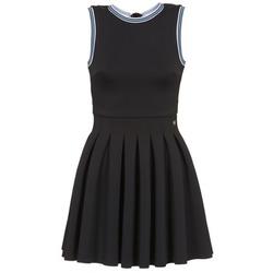 Odjeća Žene  Kratke haljine Manoush ATHLETE Crna