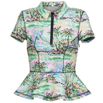 Odjeća Žene  Topovi i bluze Manoush PALMIER Crna