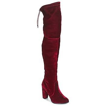 Obuća Žene  Čizme iznad koljena Buffalo  Red