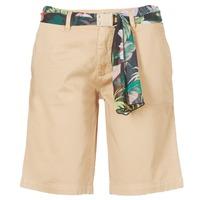 Odjeća Žene  Bermude i kratke hlače Guess BENARIO Bež