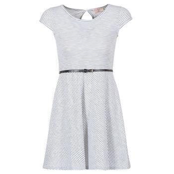 Odjeća Žene  Kratke haljine Moony Mood IKIMI Bijela