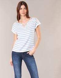 Odjeća Žene  Topovi i bluze Casual Attitude IYUREOL Bijela / Blue