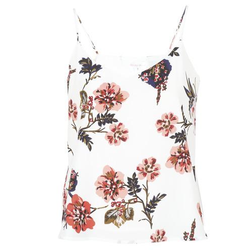 Odjeća Žene  Majice s naramenicama i majice bez rukava Moony Mood IDARI Bijela