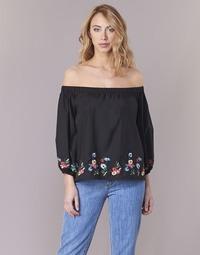 Odjeća Žene  Topovi i bluze Moony Mood IFITI Crna