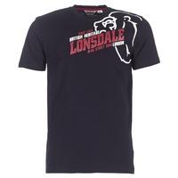 Odjeća Muškarci  Majice kratkih rukava Lonsdale WALKLEY Crna