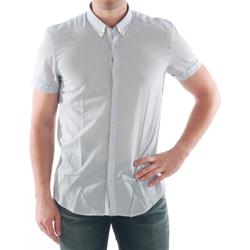 Odjeća Muškarci  Košulje kratkih rukava Antony Morato AMT05200 Azul claro
