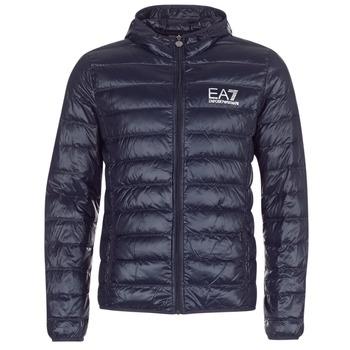 Odjeća Muškarci  Pernate jakne Emporio Armani EA7 CORE ID 8NPB02 Blue