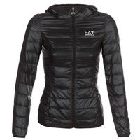 Odjeća Žene  Pernate jakne Emporio Armani EA7 TRAIN CORE LADY Crna