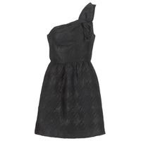 Odjeća Žene  Kratke haljine Naf Naf ECLAIR Crna