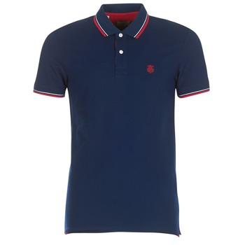 Odjeća Muškarci  Polo majice kratkih rukava Selected SLHNEWSEASON Blue