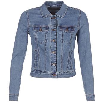 Odjeća Žene  Traper jakne Vero Moda VMHOT SOYA Blue