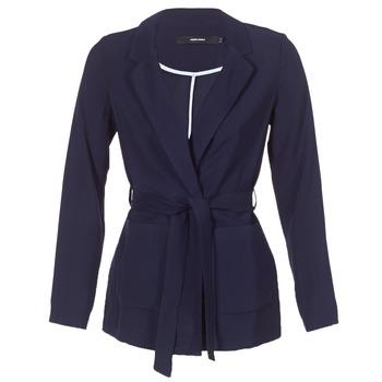 Odjeća Žene  Jakne i sakoi Vero Moda VMELKE Blue
