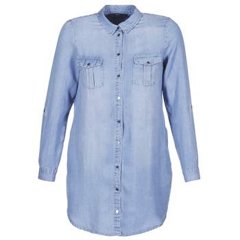 Odjeća Žene  Kratke haljine Vero Moda VMSILLA Blue / Svijetla