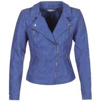 Odjeća Žene  Kožne i sintetičke jakne Only STEADY Blue