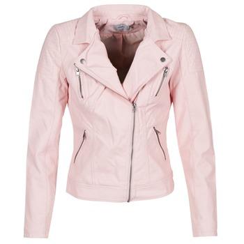Odjeća Žene  Kožne i sintetičke jakne Only STEADY Ružičasta