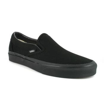 Obuća Slip-on cipele Vans CLASSIC SLIP ON Crna / Crna
