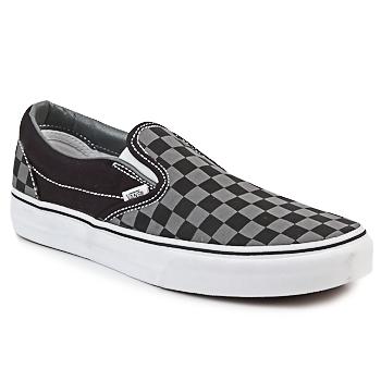 Obuća Slip-on cipele Vans CLASSIC SLIP-ON Crna / Siva