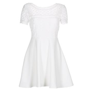 Odjeća Žene  Kratke haljine Betty London INLOVE Bijela
