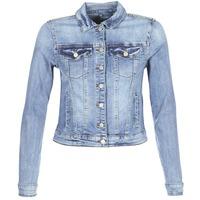 Odjeća Žene  Traper jakne Vila VISHOW Blue
