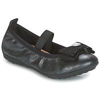 Obuća Djevojčica Balerinke i Mary Jane cipele Geox J PIUMA BALLERINES Crna