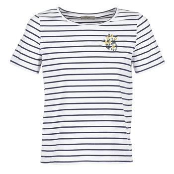 Odjeća Žene  Majice kratkih rukava Betty London INNAMOU Bijela