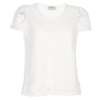Odjeća Žene  Topovi i bluze Betty London I-LOVI Bijela
