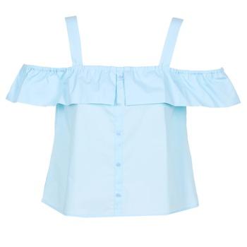 Odjeća Žene  Topovi i bluze Moony Mood IFARANDOL Blue