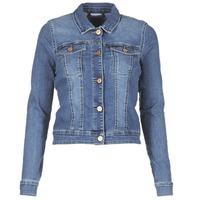 Odjeća Žene  Traper jakne Noisy May NMDEBRA Blue