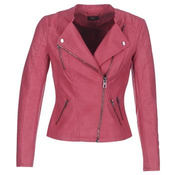 Odjeća Žene  Kožne i sintetičke jakne Only AVA Pink