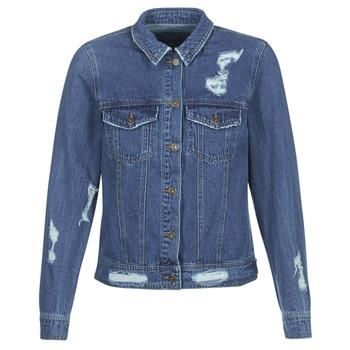 Odjeća Žene  Traper jakne Only BECKY Blue