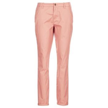 Odjeća Žene  Chino hlačei hlače mrkva kroja Only PARIS Ružičasta