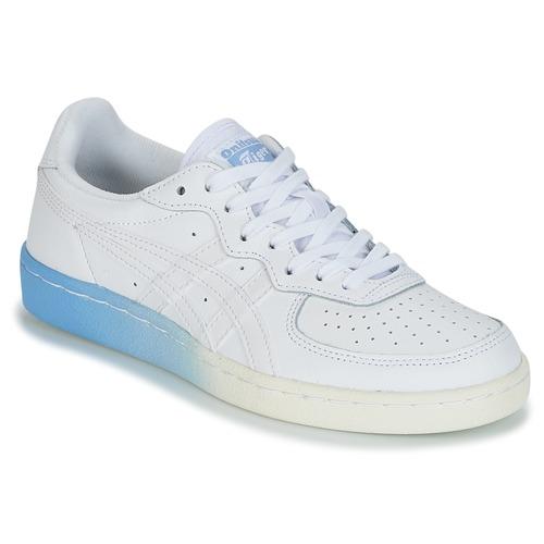 Obuća Žene  Niske tenisice Onitsuka Tiger GSM LEATHER Bijela / Blue