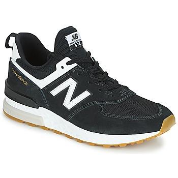 Obuća Muškarci  Niske tenisice New Balance MS574 Crna