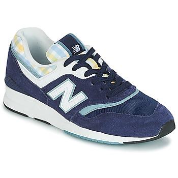 Obuća Žene  Niske tenisice New Balance WL697 Blue