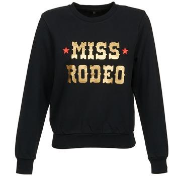 Odjeća Žene  Sportske majice American Retro MIRKO Crna