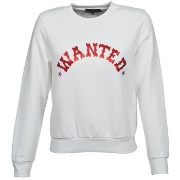 Odjeća Žene  Sportske majice American Retro MIRKO Bijela