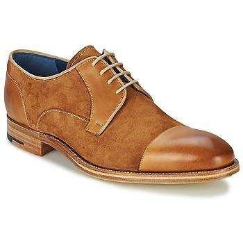 Obuća Muškarci  Derby cipele Barker BUTLER Smeđa