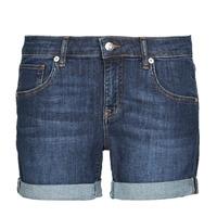 Odjeća Žene  Bermude i kratke hlače Moony Mood INYUTE Blue / Zagasita