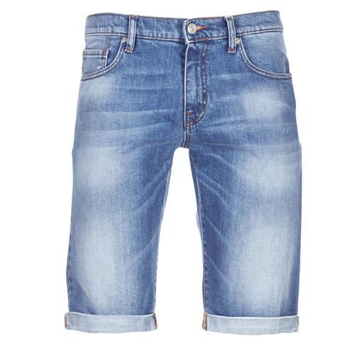Odjeća Muškarci  Bermude i kratke hlače Casual Attitude IXOLAK Blue / Svijetla