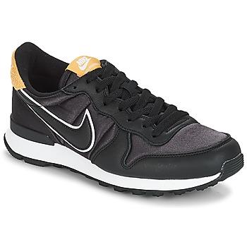 Obuća Žene  Niske tenisice Nike INTERNATIONALIST HEAT Crna / Gold