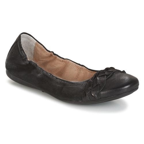 Obuća Žene  Balerinke i Mary Jane cipele Dream in Green CICALO Crna