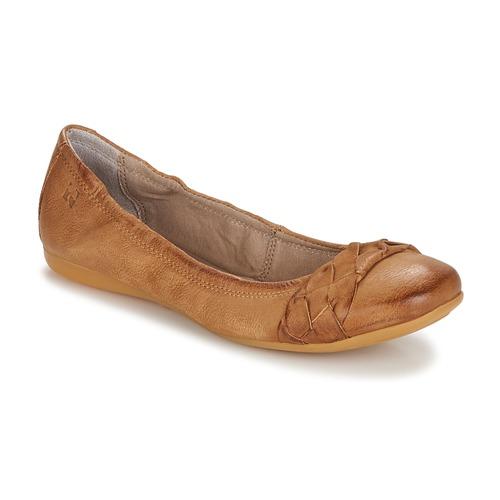 Obuća Žene  Balerinke i Mary Jane cipele Dream in Green CICALO Tan